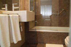 Hotel Florinda, Hotely  Punta del Este - big - 90