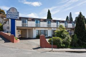 Argyle Motor Lodge, Motelek  Hobart - big - 1