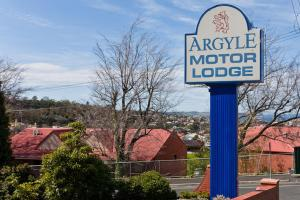 Argyle Motor Lodge, Motelek  Hobart - big - 26