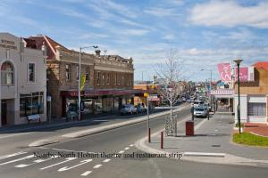 Argyle Motor Lodge, Motely  Hobart - big - 27