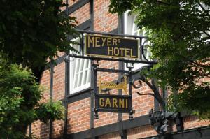 Meyer's Hotel Garni, Pensionen  Seevetal - big - 21