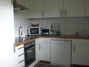 Ferienwohnungen Völschow-Hering Waabs, Apartmány  Waabs - big - 11