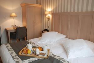 Hôtel Les Fleurs, Hotely  Pontaubert - big - 11