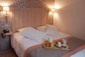 Hôtel Les Fleurs, Hotely  Pontaubert - big - 12