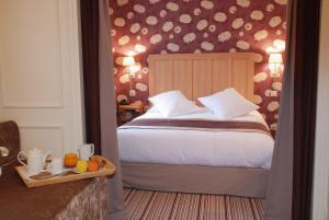 Hôtel Les Fleurs, Hotely  Pontaubert - big - 3