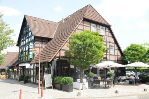 Meyer's Hotel Garni, Pensionen  Seevetal - big - 15