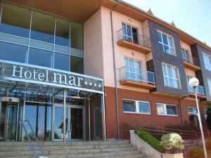 Hotel Mar, Hotely  Comillas - big - 26