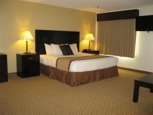 Zimmer mit Queensize-Bett - barrierefrei/Nichtraucher