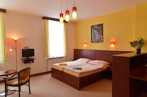 Residence Salvia, Apartmanok  Liberec - big - 18