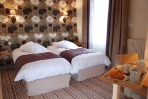 Hôtel Les Fleurs, Hotely  Pontaubert - big - 7