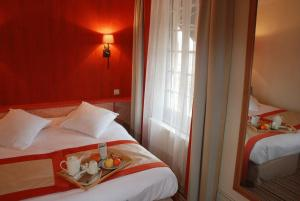 Hôtel Les Fleurs, Hotely  Pontaubert - big - 6