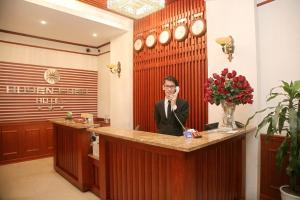 Huyen Chau Hotel, Hotely  Hanoj - big - 23