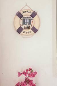 Patmos Villas, Апартаменты  Грикос - big - 142