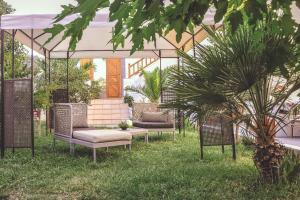Patmos Villas, Апартаменты  Грикос - big - 162
