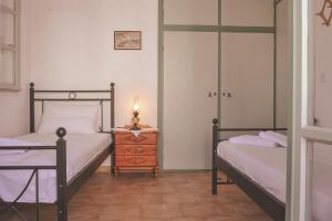 Patmos Villas, Appartamenti  Grikos - big - 36