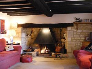 Yew Tree Cottage B&B, Bed and Breakfasts  Turkdean - big - 15