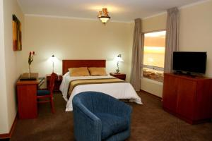 Hotel Florencia Suites & Apartments, Hotely  Antofagasta - big - 30