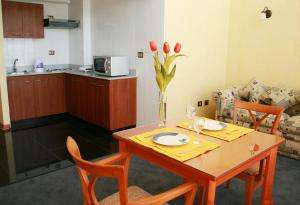 Hotel Florencia Suites & Apartments, Hotely  Antofagasta - big - 15