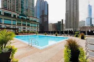 30 East Huron - Chicago, Ferienwohnungen  Chicago - big - 34