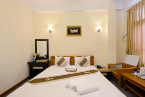 Cinderella Hotel, Отели  Mawlamyine - big - 12