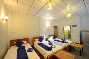 Cinderella Hotel, Отели  Mawlamyine - big - 49