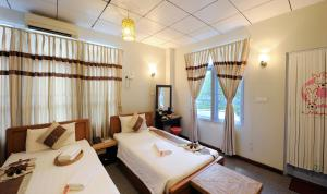 Cinderella Hotel, Отели  Mawlamyine - big - 14