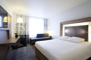 Superior Zimmer mit Queensize-Bett und Schlafsofa (3 Erwachsene)