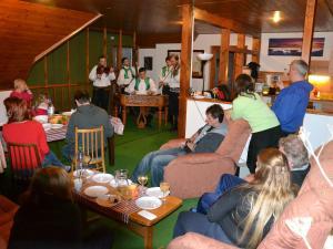 Penzion Pod Vápenkami, Guest houses  Strážnice - big - 59