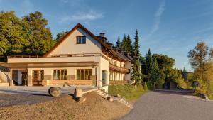 Bödele Alpenhotel, Szállodák  Schwarzenberg im Bregenzerwald - big - 15