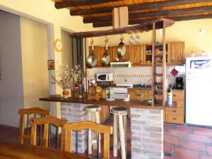 La Magnolia, Holiday homes  Maipú - big - 23