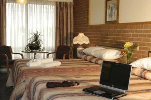 Motel Du Chevalier, Motely  Gatineau - big - 20