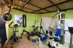 Apartamentos Adjovimar, Üdülőközpontok  Los Llanos de Aridane - big - 48