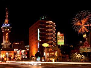 Nishitetsu Resort Inn Beppu, Hotels  Beppu - big - 35