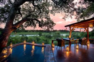 Lion Sands Tinga Game Lodge