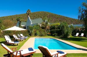Altes Landhaus Country Lodge, Lodges  Oudtshoorn - big - 7
