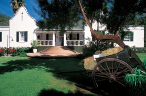 Altes Landhaus Country Lodge, Lodges  Oudtshoorn - big - 17