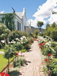 Altes Landhaus Country Lodge, Lodges  Oudtshoorn - big - 20