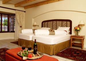 Altes Landhaus Country Lodge, Lodges  Oudtshoorn - big - 14