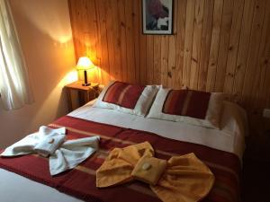 El Remanso, Мини-гостиницы  Capilla del Monte - big - 7