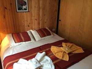 El Remanso, Мини-гостиницы  Capilla del Monte - big - 4