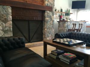 Apart Hotel Savona, Apartmanhotelek  Capilla del Monte - big - 54