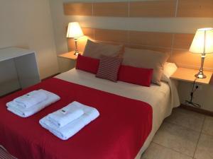 Apart Hotel Savona, Apartmanhotelek  Capilla del Monte - big - 7