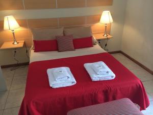 Apart Hotel Savona, Apartmanhotelek  Capilla del Monte - big - 8