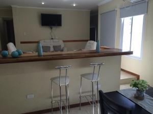 Apart Hotel Savona, Apartmanhotelek  Capilla del Monte - big - 49