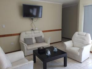Apart Hotel Savona, Apartmanhotelek  Capilla del Monte - big - 48