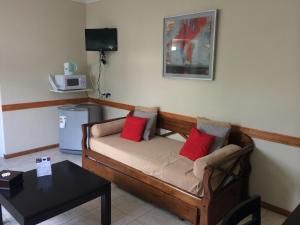 Apart Hotel Savona, Apartmanhotelek  Capilla del Monte - big - 46