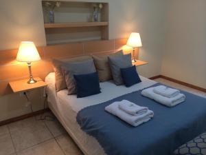 Apart Hotel Savona, Apartmanhotelek  Capilla del Monte - big - 4