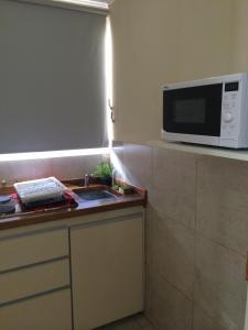 Apart Hotel Savona, Apartmanhotelek  Capilla del Monte - big - 38