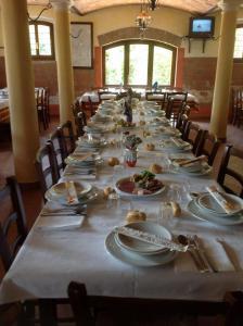 Agriturismo San Valentino, Фермерские дома  Castellarano - big - 18