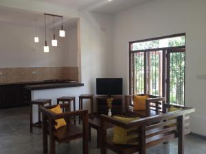 Sandaya's Place, Apartmány  Unawatuna - big - 12